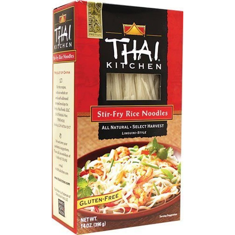 Thai Kitchen Stir Fry Rice Noodles -- 14 oz 25256